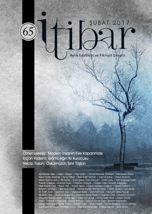 İtibar dergisinin 65. sayısı çıktı