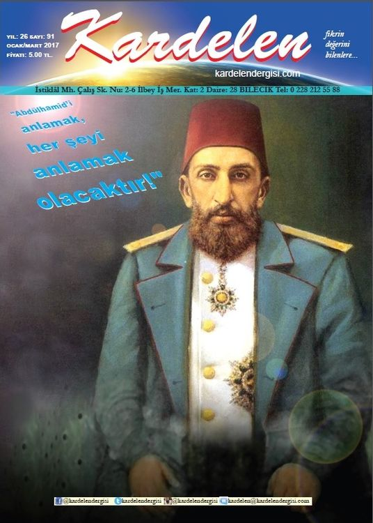 Kardelen dergisinden II. Abdülhâmid dosyası