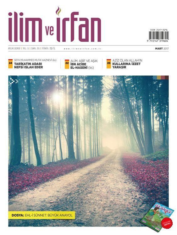 İlim ve İrfan dergisinden 'Büyük Kurtuluş Yolu: Ehl-i Sünnet' dosyası