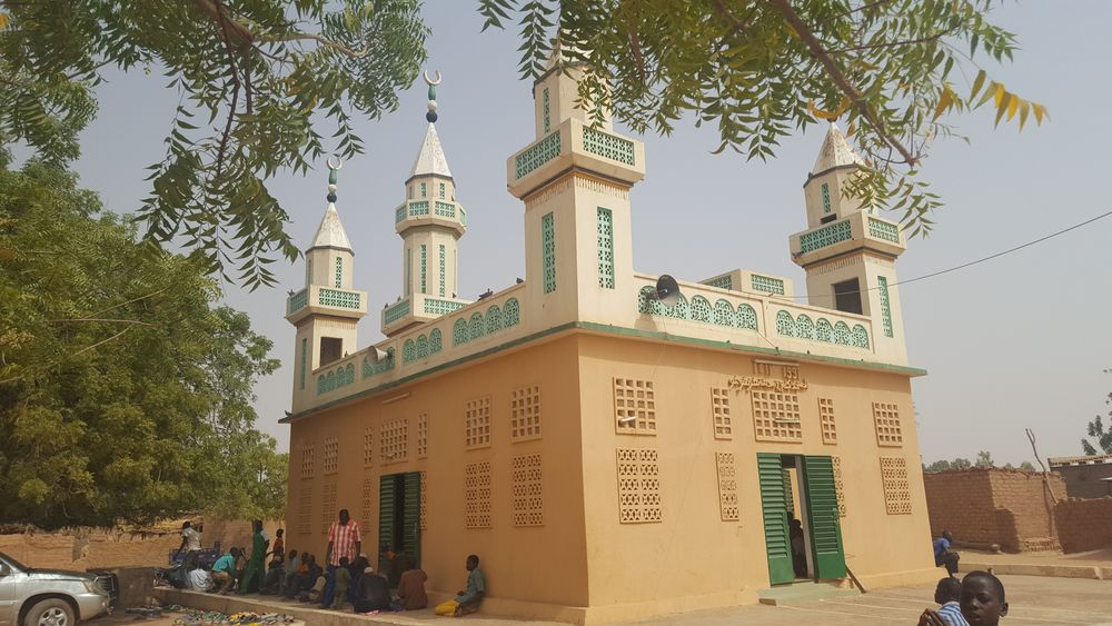 Afrika'nın Ücra Bir Köyünde 3000 Kur'an Talebesi Yetiştirdi