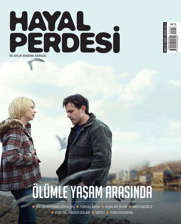 Hayal Perdesi dergisinin 57. sayısı çıktı