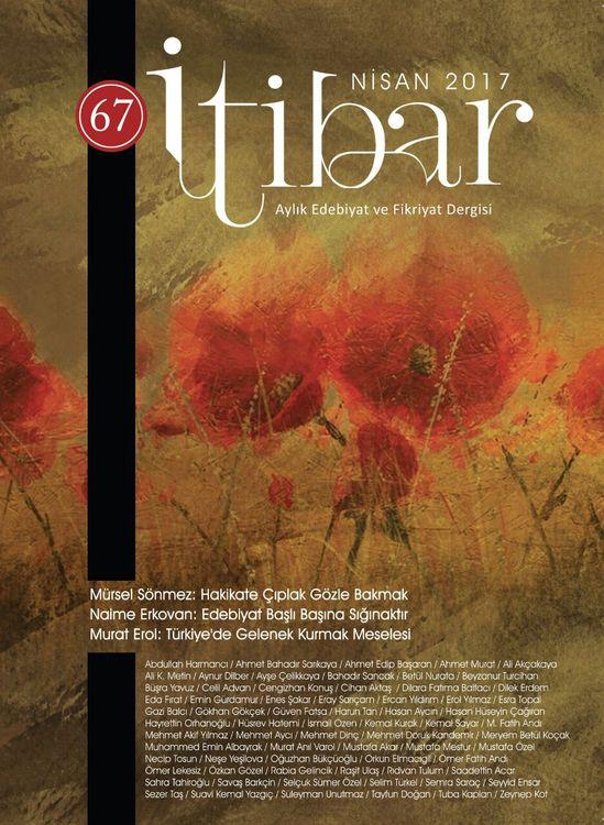 İtibar dergisinin 67. sayısı çıktı