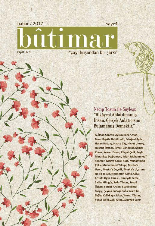 Bûtimar dergisinin 4. sayısı çıktı