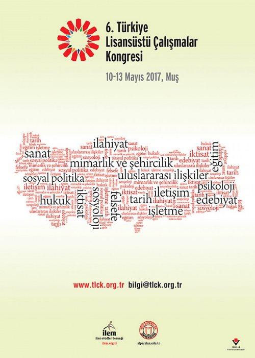 6. Türkiye Lisansüstü Çalışmalar Kongresi