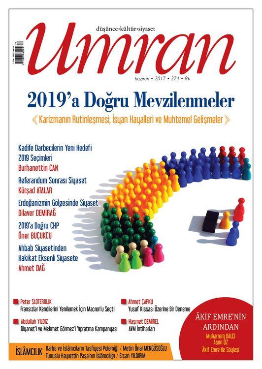 Umran dergisinin 274. sayısı çıktı