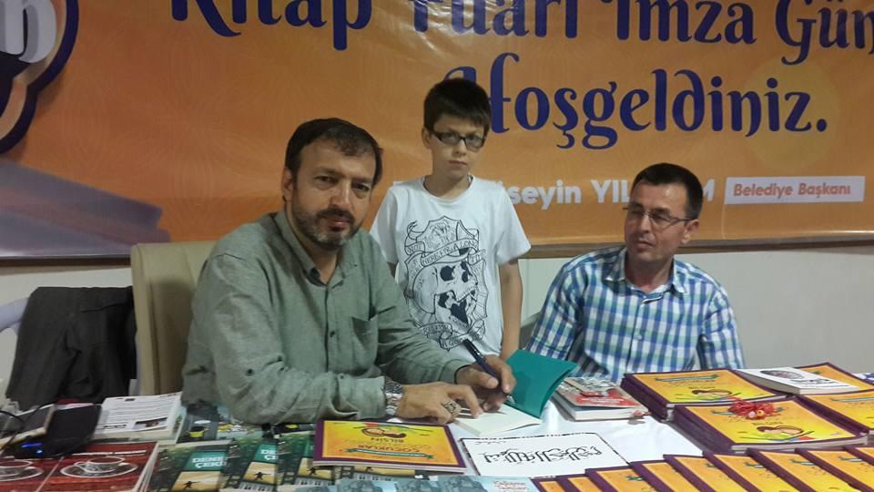 Mustafa Uçurum'dan Çocukların Dünyasına Hikayeler