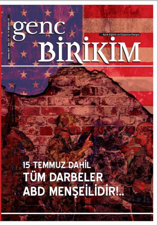 Genç Birikim dergisinin 217. sayısı çıktı