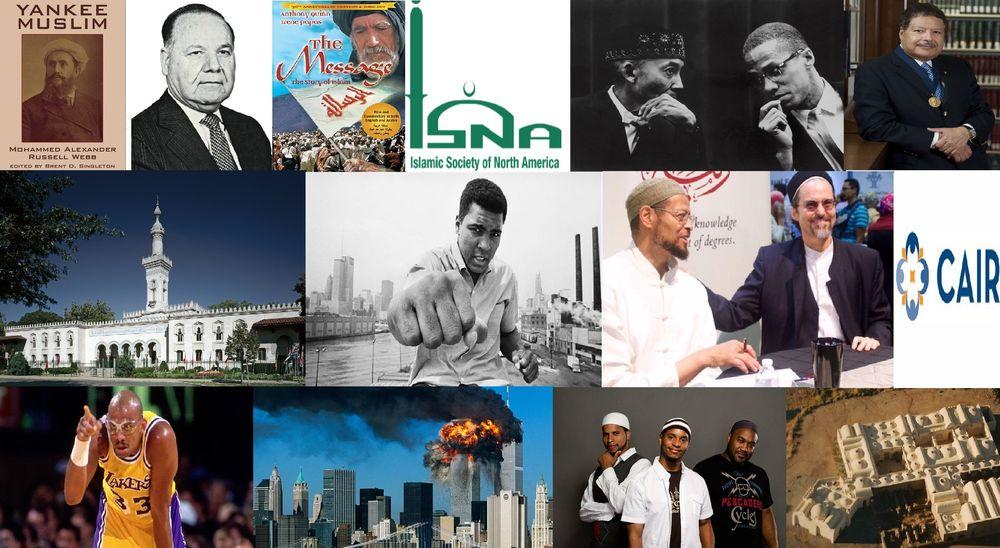 Amerika'daki Müslüman Topluluğunun Tarihindeki Önemli Hadiseler ve Figürler