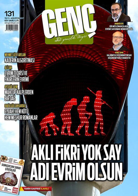 Genç dergisinin 131. sayısı çıktı