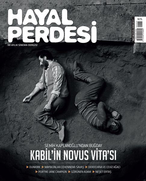 Hayal Perdesi dergisinin 60. sayısı çıktı