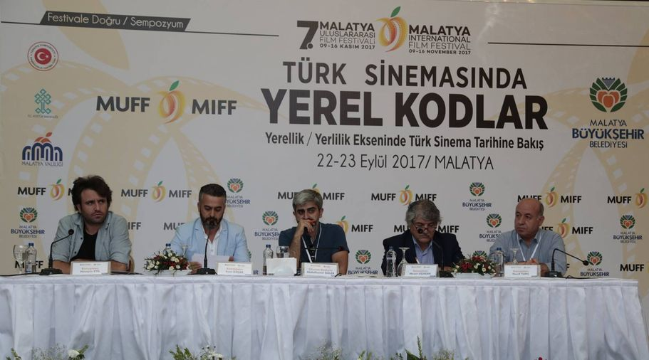 Malatya'da 'Türk Sinemasında Yerel Kodlar' Konuşuldu