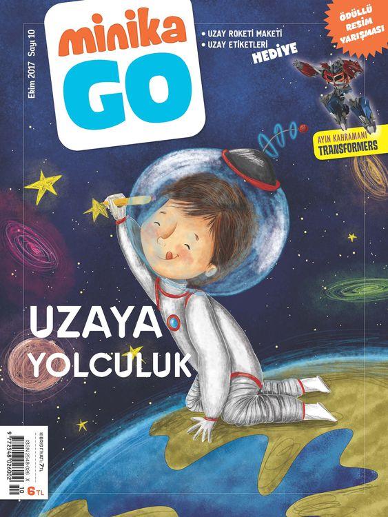 MinikaGO'da uzaya yolculuk var