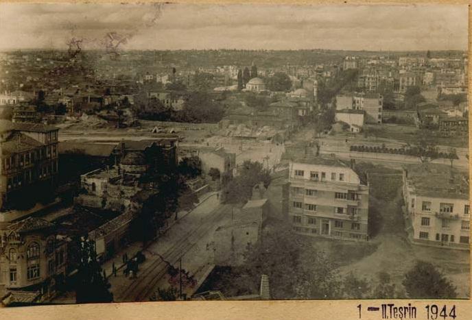 Fetihle kurulan ilk Osmanlı semti: Saraçhane