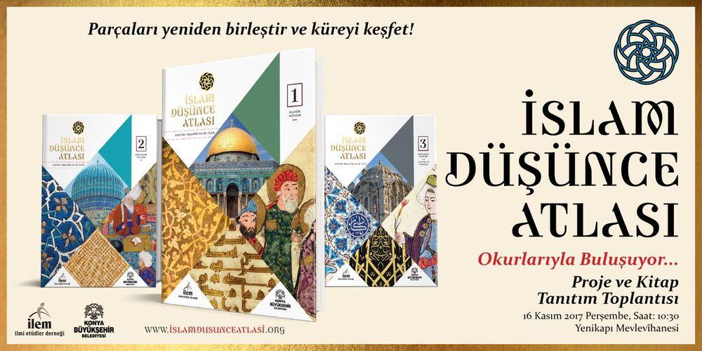 'İslam Düşünce Atlası' İçin Geri Sayım Başladı
