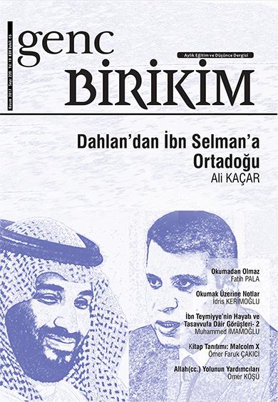 Genç Birikim dergisinin 220. sayısı çıktı