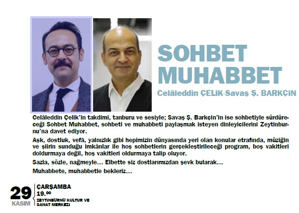 Sohbet Muhabbet
