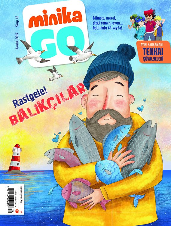 MinikaGo dergisinin 12. sayısı çıktı