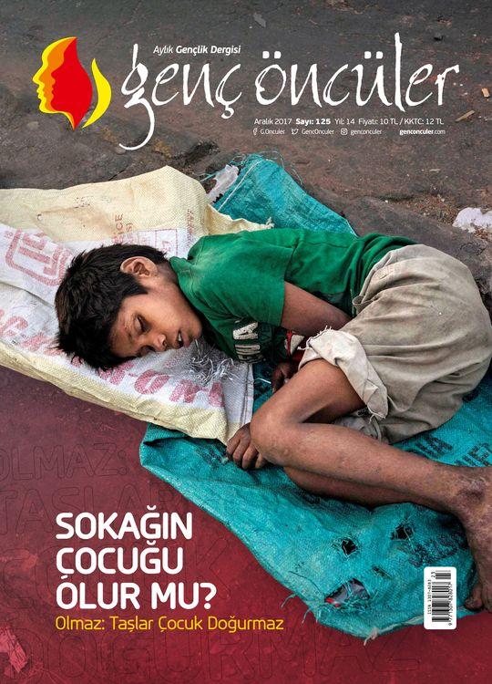 Genç Öncüler dergisinin125. sayısı çıktı