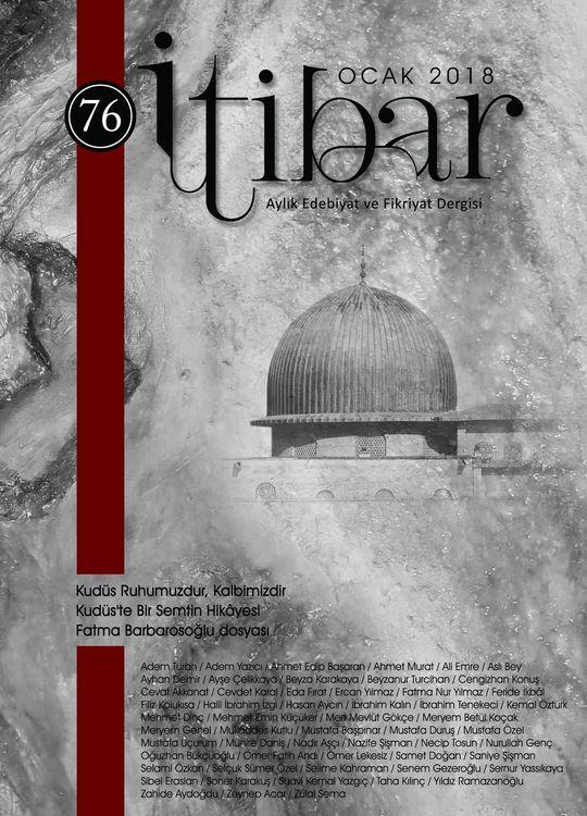 İtibar dergisinin 76. sayısı çıktı