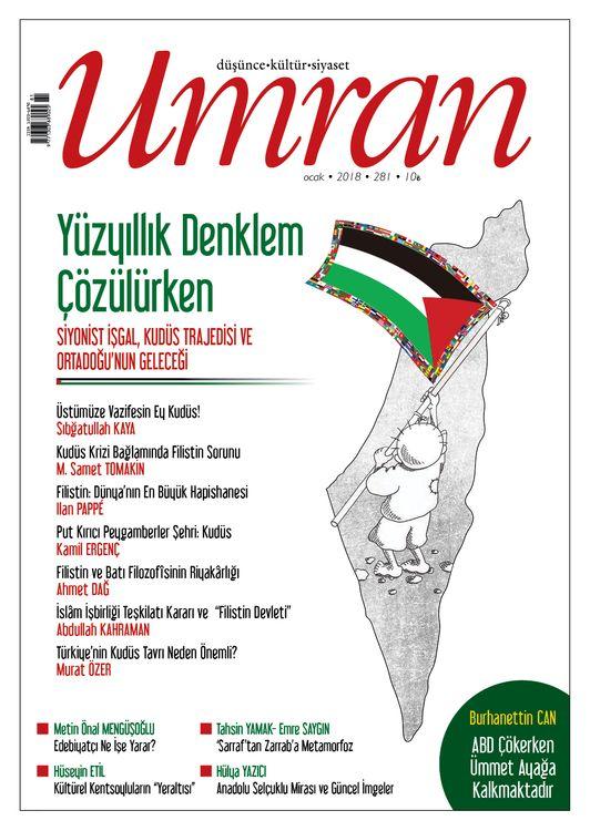 Umran dergisinin 281. sayısı çıktı