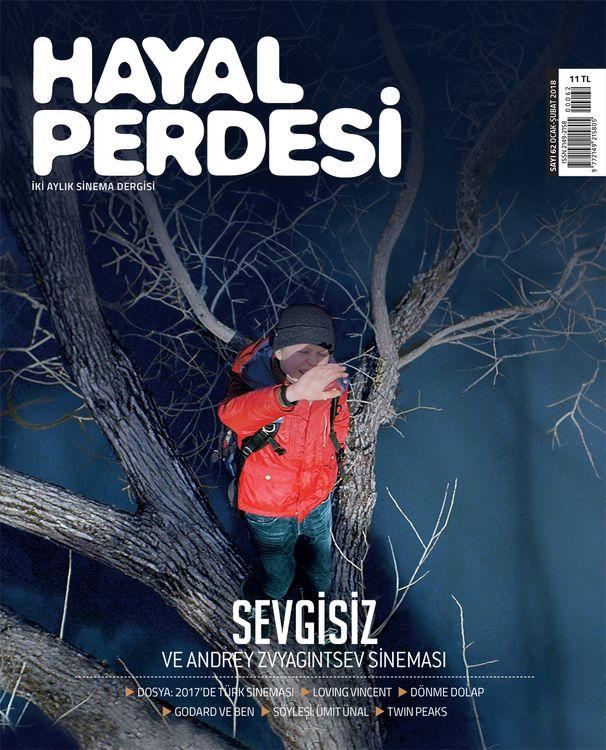 Hayal Perdesi dergisinin 62. sayısı çıktı