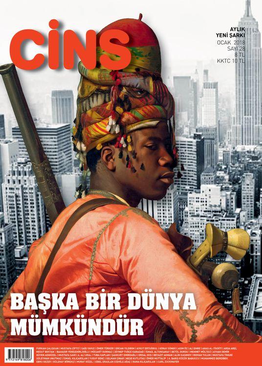 Cins dergisinin 28. sayısı çıktı