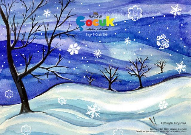 Ayasofya Çocuk dergisinin 5. sayısı çıktı
