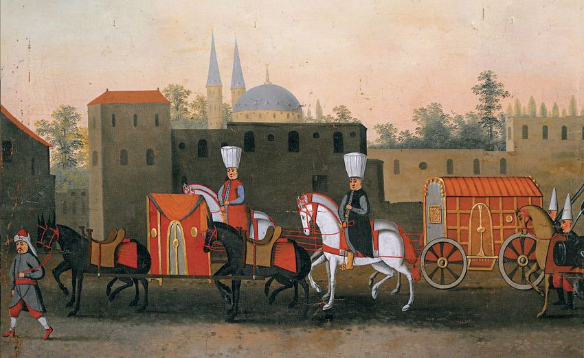 Ali Akyıldız'dan Harem ve Valide Sultanlar Hakkında Bir Kaynak Kitap