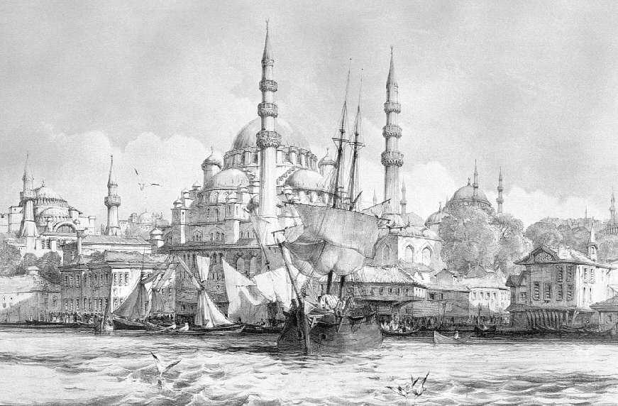 İstanbul'un İslâmi kimliğine vurgu: Yeni Cami