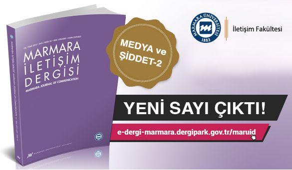 Marmara İletişim dergisinin 28. sayısı çıktı