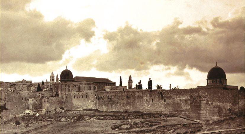 Kudüs'e Gidin