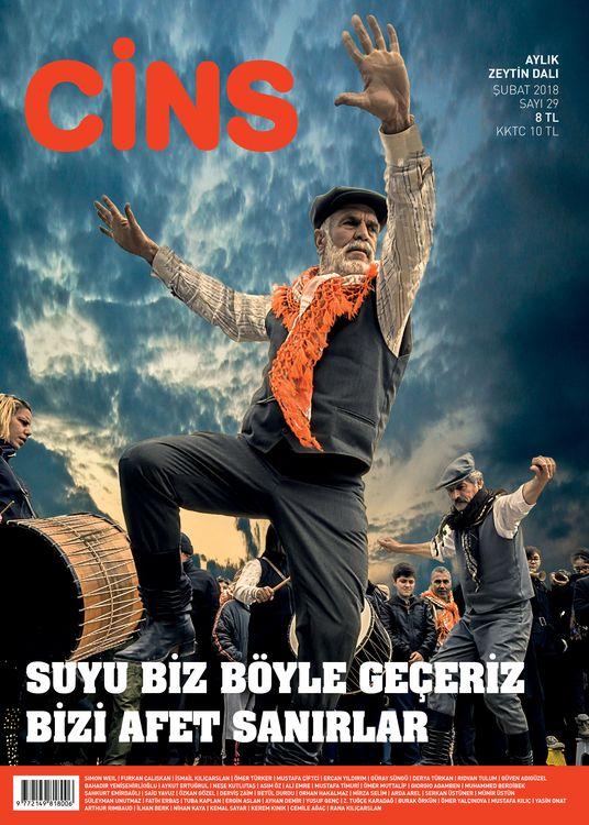 Cins dergisinin 29. sayısı çıktı