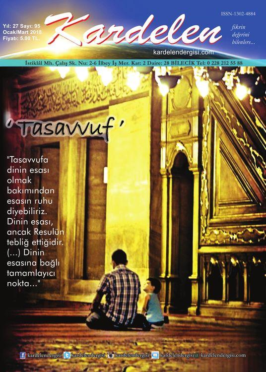 Kardelen dergisinin 95. sayısı çıktı