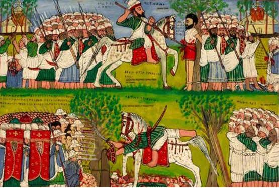 Etiyopyalıların Türk ve Müslüman algısında İmam Ahmet'in Etkisi