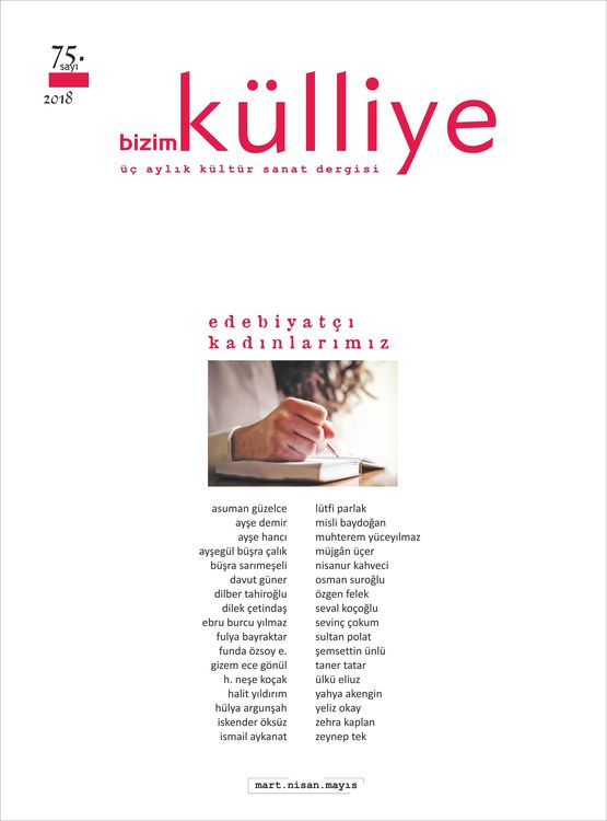 Bizim Külliye dergisinden 'Edebiyatçı Kadınlarımız' dosyası