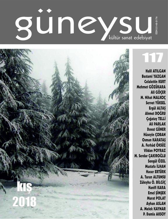 Güneysu dergisinin 117. sayısı çıktı