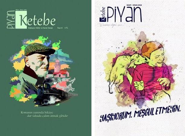 Ketebe Piyan dergisinden Mustafa Kutlu dosyası