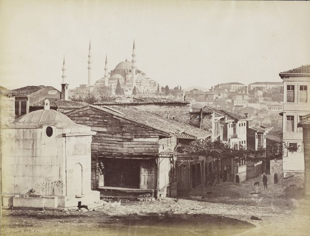 Abdullah Biraderler'den Pascal Sebah'a Eski İstanbul Fotoğrafçıları
