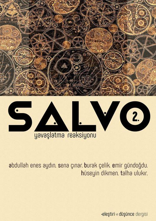 Salvo dergisinin 2. sayısı çıktı