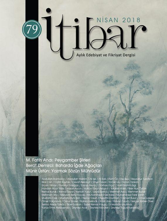 İtibar dergisinin 79. sayısı çıktı