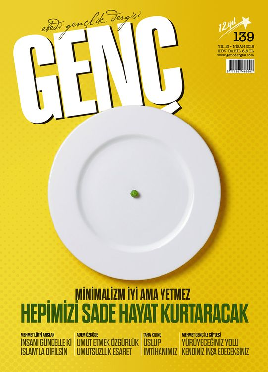 Genç dergisinin 139. sayısı çıktı