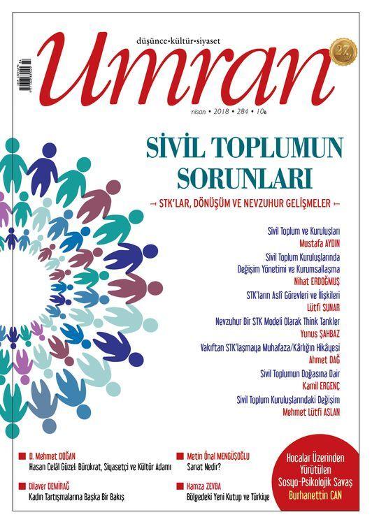 Umran dergisinin 284. sayısı çıktı