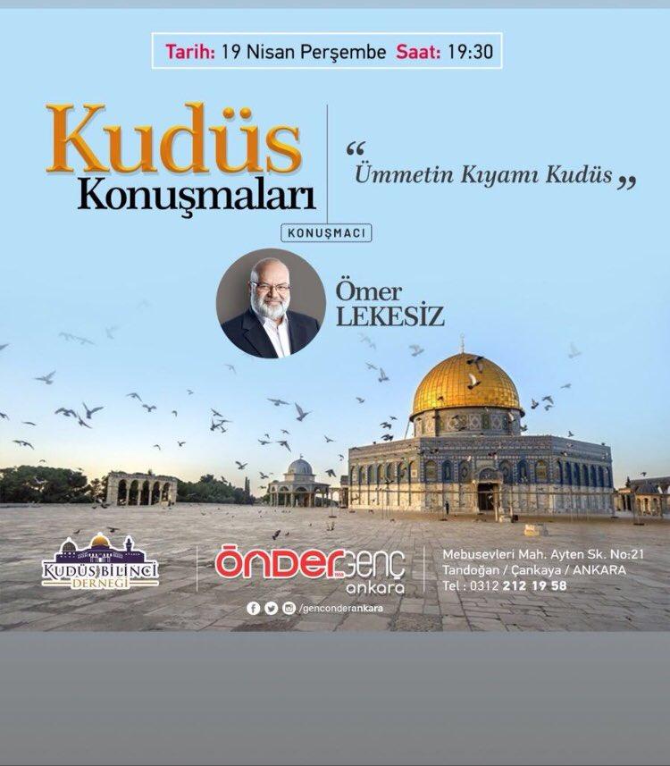Ümmetin Kıyamı Kudüs