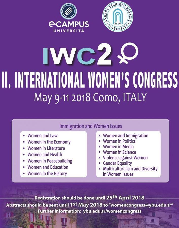 2. Uluslararası Kadın Kongresi