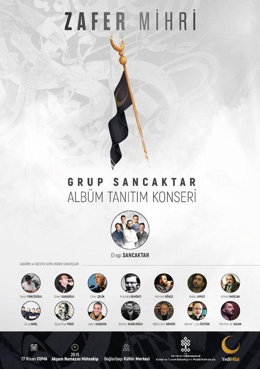 Grup Sancaktar Albüm Tanıtım Konseri