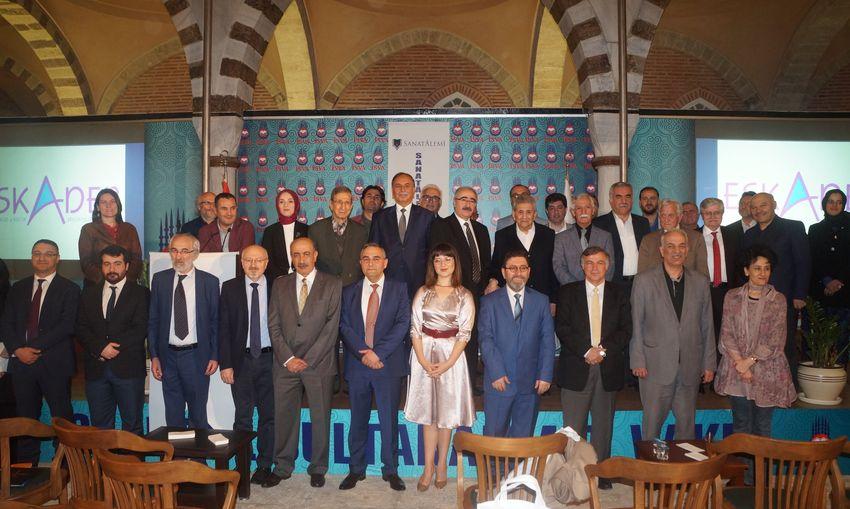 ESKADER 2017 Kültür Sanat Ödülleri Sahiplerini Buldu