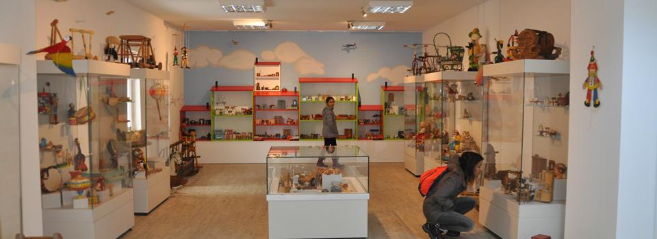 Ankara Üniversitesi Oyuncak Müzesi Sergisi
