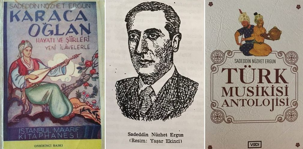 Musikişinas ve Edebiyat Tarihçisi Bir Şeyh Sadeddin Nüzhet Ergun