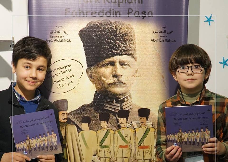 Türklere Arapça, Araplara Türkçe Öğreten Kitaplar: Azrak Yayınları