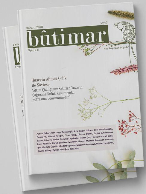 Butimar dergisinin yedinci sayısı çıktı